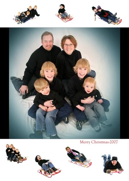 Beechner Family Christmas Pic