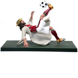 I am Victory–Soccer Jesus